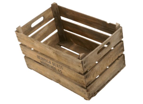 Où Trouver Des Caisses De Bois Pour Sa Déco Déconome