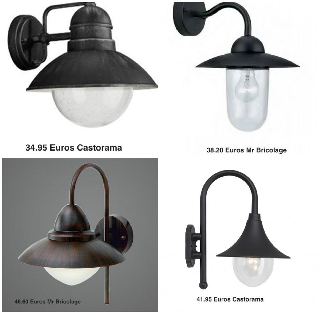 luminaire vintage et autres bricolages