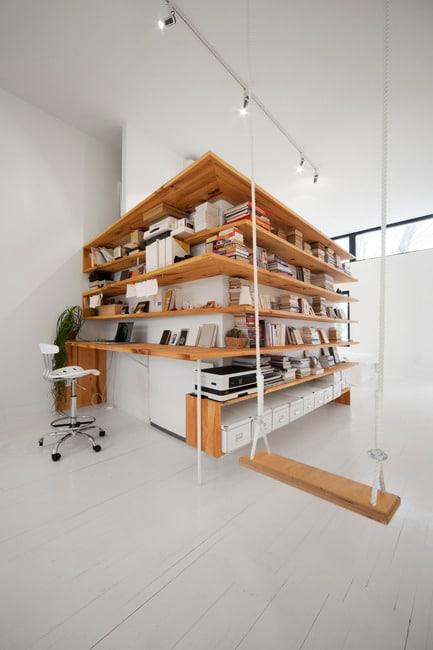 10 etageres d angle inspirantes et
