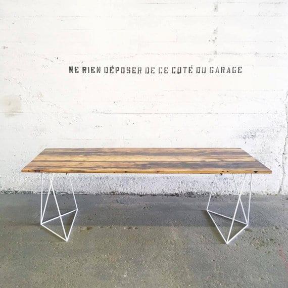 ou trouver des pieds de table design