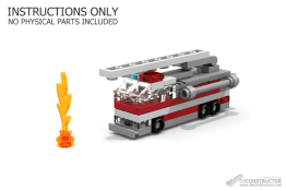 Micro-Wheels: Fire Truck