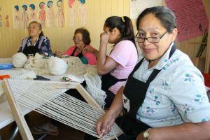Mujeres capacitadas por Sence participan en ferias gastronómicas