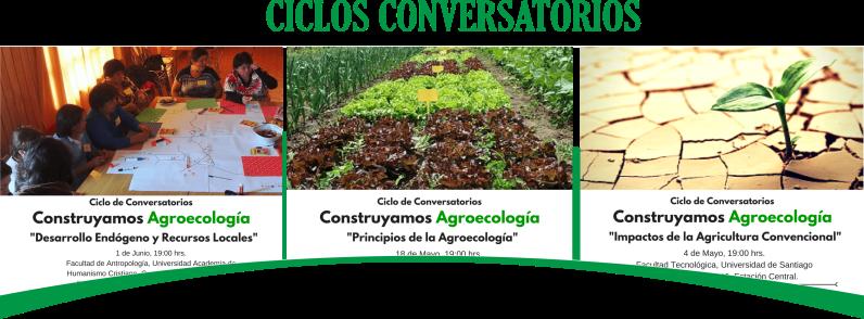 CICLOS CONVERSATORIOS