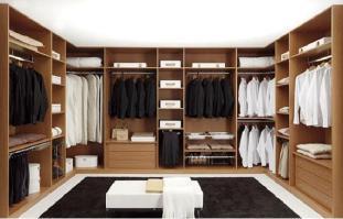 Diferentes opciones de armarios