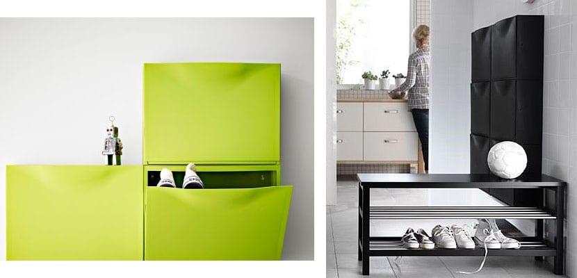 Ikea Trones un zapatero y mucho mas