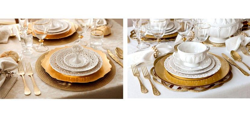 Propuestas Zara Home para vestir tu mesa en Navidad
