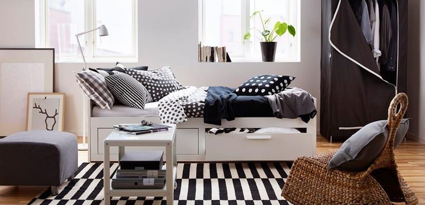 Idee di arredamento, soluzioni per tenerla in ordine e suggerimenti su come abbellirla con i tessili e tanto altro ancora. Camere Da Letto Ikea Per La Nuova Stagione Decorare