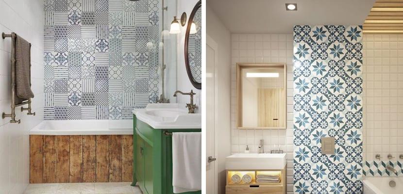 Diferentes ideas para elegir los azulejos de bao