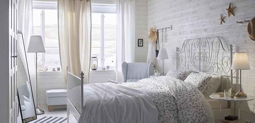 Dormitorios Ikea ideas para todos los gustos