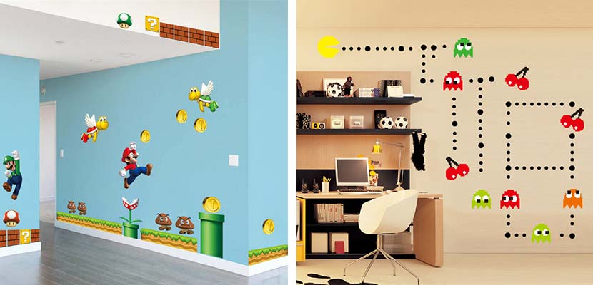 Decoracion De Habitacion Gamer  Shelly Lighting