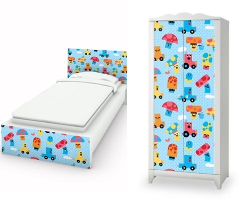 Personalizar muebles ikea con vinilos y stikers