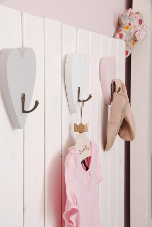Habitacin para nia en rosa  DecoPeques