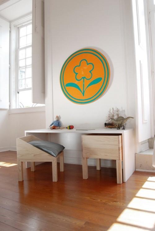 10 Ideas para organizar y decorar la zona de estudio de
