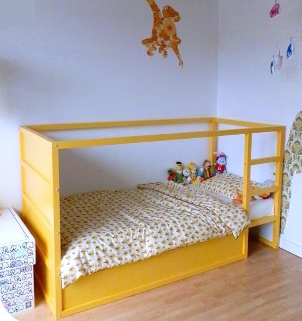 9 ideas para personalizar la cama Kura de Ikea  DecoPeques