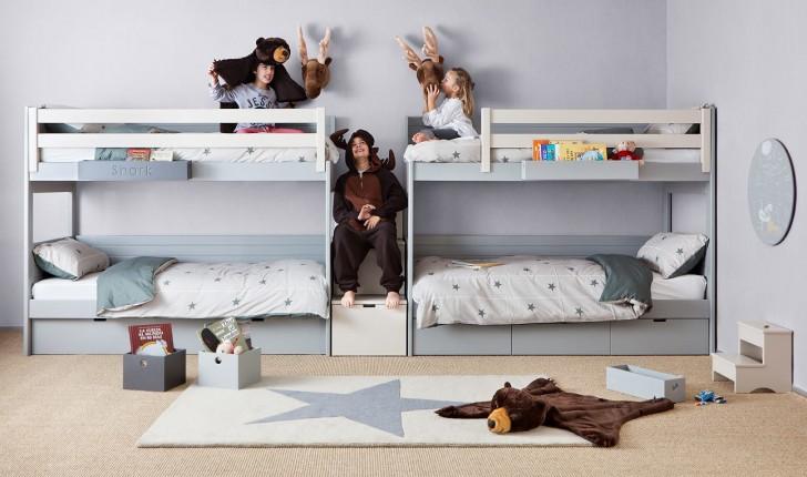 Muebles infantiles y juvenilesoriginales Camas para