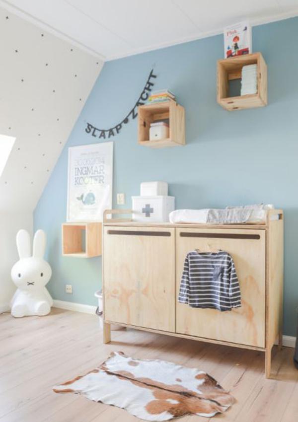 5 Ideas para organizar el cuarto del beb  DecoPeques