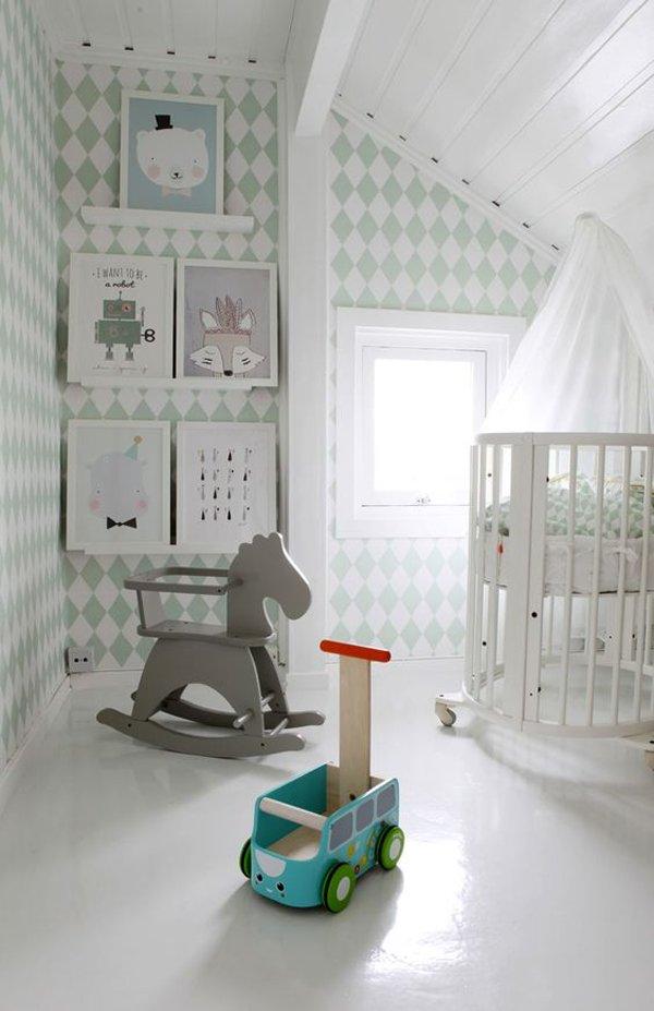 Zona de juegos en el cuarto del beb 6 ideas infalibles  DecoPeques