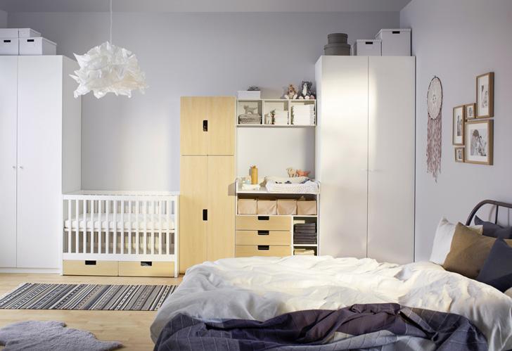 Dormitorios de Beb Catlogo IKEA 2017