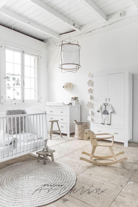 Cmo decorar la habitacin del beb 25 ideas y tendencias