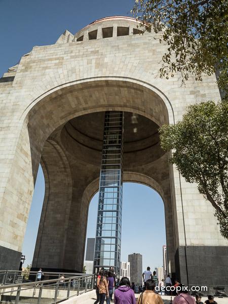 Mexico Citys Art Deco  Monumento a la Revolucion  Decopix