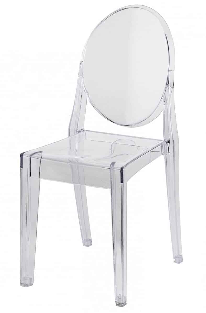 louis ghost chair without arms  ghost chairs for sale sa  decor  - louis ghost chair