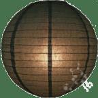 Black Hanging Lantern