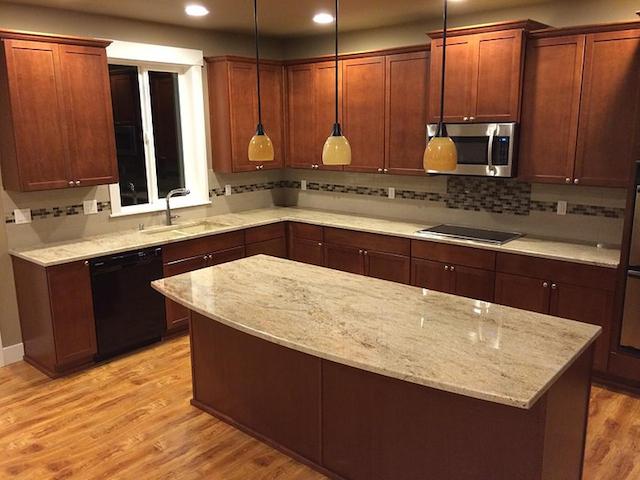 Astoria Granite Countertop Backsplash Ideas