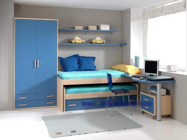 Muebles de melamina Lima a medida para armar oficina sala Precios
