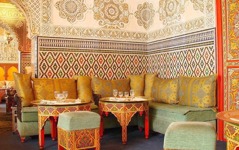 Modles de salon marocain traditionnel 2017  Dcor salon marocain