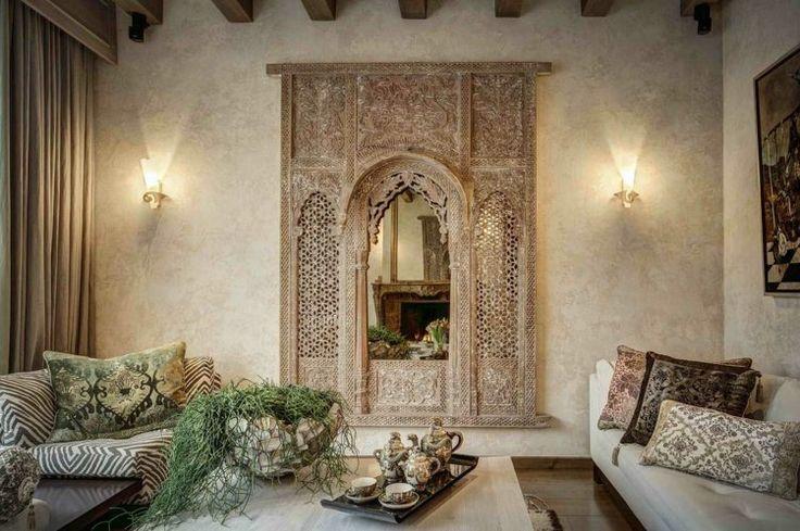 Salon Marocain Royal De Luxe Style Oriental Dcor Salon