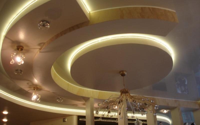 تعلم تركيب الجبس بورد في السقف بالصور والفيديو عرب ديكور