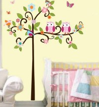 Birds Inspired Wall Decoration Ideas for Kids, Modern Kids ...