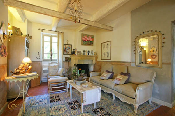 Photos French Country Home Decor And Living Room Decorating Ideas
