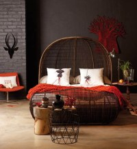 16 Bedroom Decorating Ideas with Exotic African Flavor ...