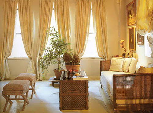 Colonial Style House Modern Interior Style of Unique