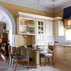 French Style Kitchen Furniture Phone How To Use Antiques For Modern Interior Decorating In ...