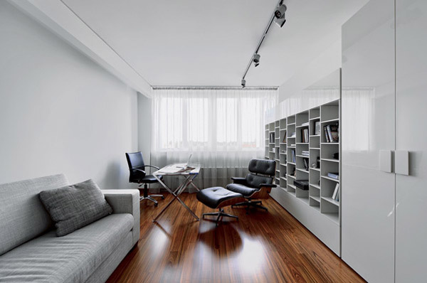 Minimalist Interior Design Style Urban Apartment Decorating Ideas