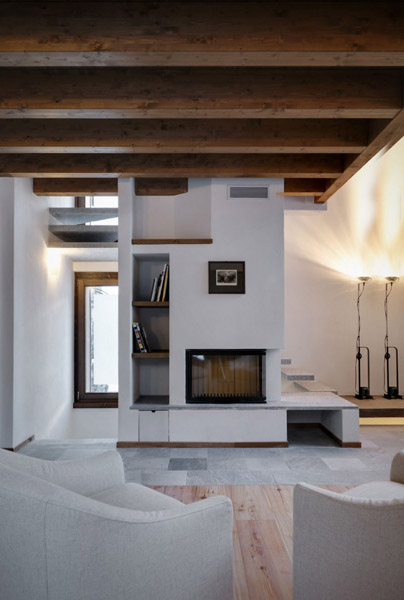 Italian Style Country Home Casa Up Old House Renovating And
