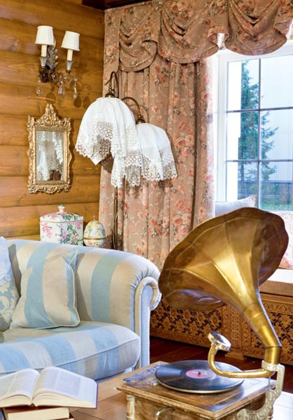 Russian Interior Decorating Style Vintage Decor Ideas for Modern Interiors