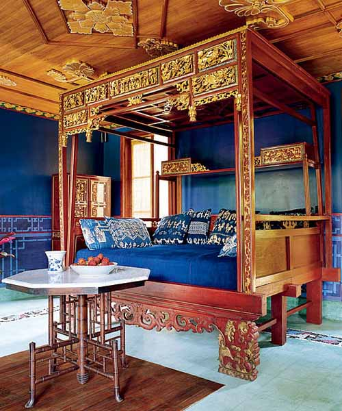 Exotic Balinese Decor Indonesian Art And Bali Furniture For