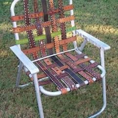 Folding Fishing Chair Adirondack Lounge Recycling Old Lawn For Unique Furniture Piece