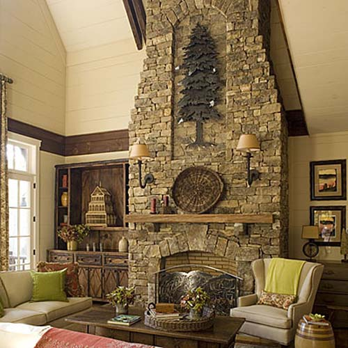 Beautiful Fireplaces 15 Ideas For Interior Decorating Around