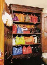 40 Handbag Storage Solutions and Home Organizers for Small ...