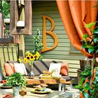 Outdoor Decor Photos