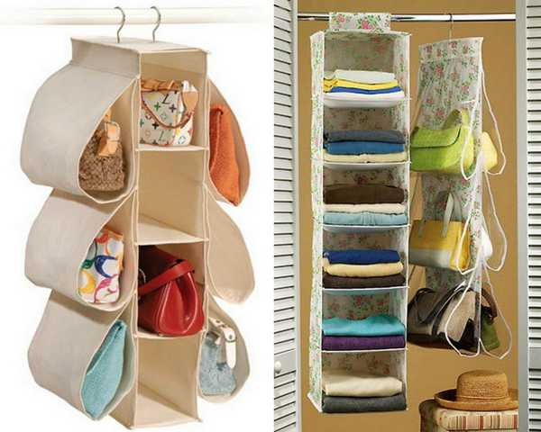 alternatives to kitchen cabinets unclog drain 40 handbag storage solutions and home organizers for small ...