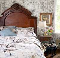 20 Charming Bedroom Decorating Ideas in Vintage Style
