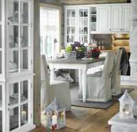 Country Style Decor Ideas Mixing Modern Comfort and Unique ...