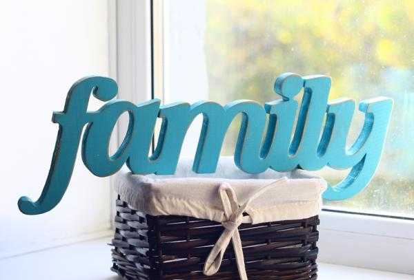Personalizing Interior Decorating with DIY Wooden Letters Numbers and Signs