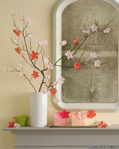 25 Spring Home Decorating Ideas Blending Colorful Flowers and Creativity