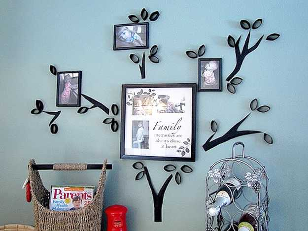Indoor Wall Decorating Ideas
